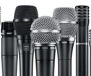 Микрофоны в аренду